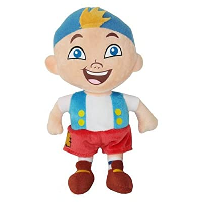"Jake and the Neverland Pirates 8"" Soft Toy (Cubby)"
