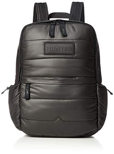 HUNTER Unisex Rucksack ORIGINAL PUFFER BACKPACK schwarz One Size