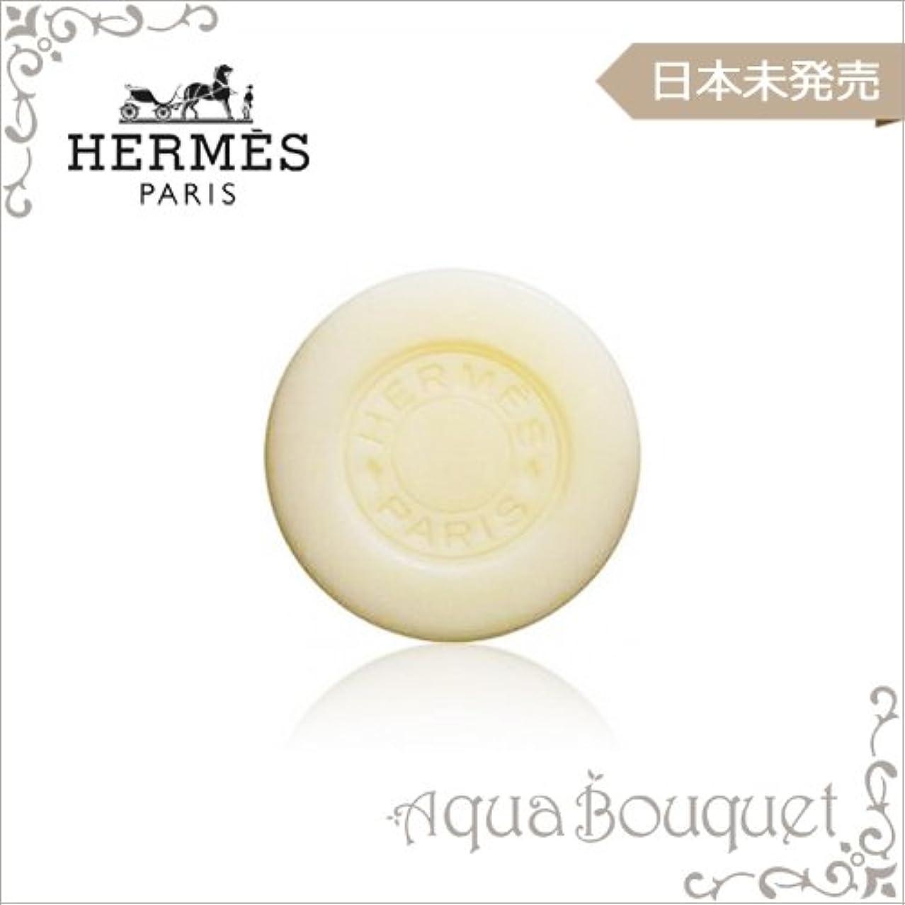ほぼフィラデルフィアチェリーエルメス テール ド エルメス パフュームド ソープ 100g HERMES TERRE D'HERMES PERFUMED SOAP [並行輸入品]