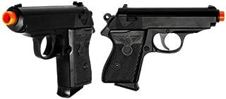 BBTac BBTac-ZM02-(x2) Dual Metal 220 FPS Spring Airsoft Gun (2-Pack)