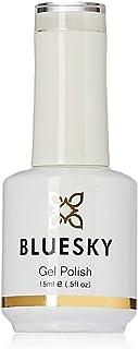 Bluesky Gel Nail Polish (80526), Gloss White, 15 milliliters