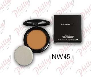 MAC Studio Fix Powder Plus Foundation NW45 Net Wt. 0.52 Oz