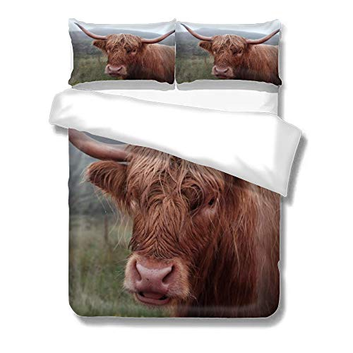 Highland Twin Duvet Cover - 5