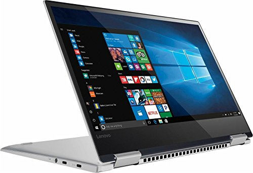 Lenovo Yoga 720-13.3' FHD Touch - Core i5-7200U - 8GB Memory - 256GB SSD - Silver