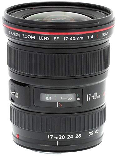 ●Canonキヤノン『EF17-40mm●F4L●USM』EF17-404L●超広角ズーム●一眼レフカメラ用レンズ●1週間保証 303