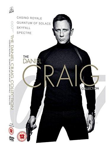 Daniel Craig Quad DVD [UK Import]