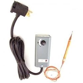 Jonson Controls A19AAT-2C Freezer Temperature Controller  D132