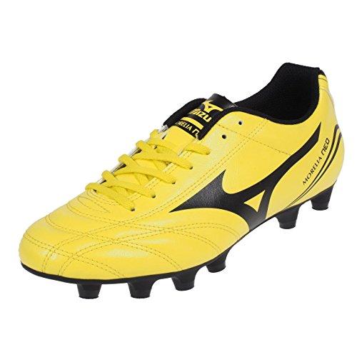 Mizuno - Botas de fútbol para hombre Negro negro