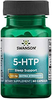 Swanson 5-HTP 100 mg 60 capsules