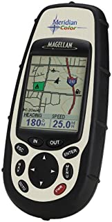 meridian color gps