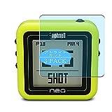 VacFun 3 Piezas Filtro Luz Azul Protector de Pantalla, compatible con Bushnell Neo Ghost Golf GPS, Screen Protector (Not Cristal Templado Funda Carcasa)