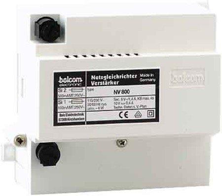 NV 800 (NGV 800) Netzgleichrichter/Verstärker Balcom-CTC