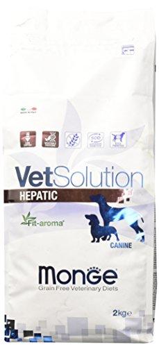 Monge Vetsolution Cane Hepatic kg. 2 Cibo Secco per Cani