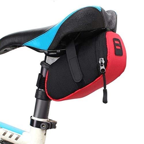 Ciclismo silla bolso de la bicicleta bolsa for guardar bicicletas Bolsa de...