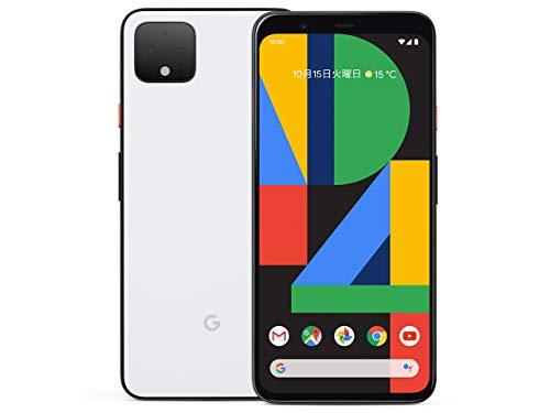 国内版SIMフリー Google Pixel 4 XL 64GB Clearly White