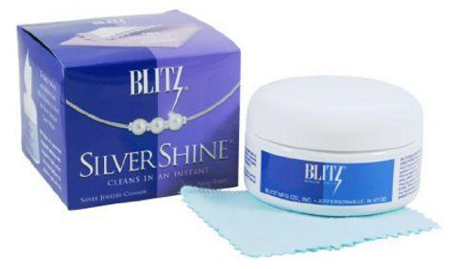Blitz 681 2-Pack Silver Shine Jewelry Cleaner