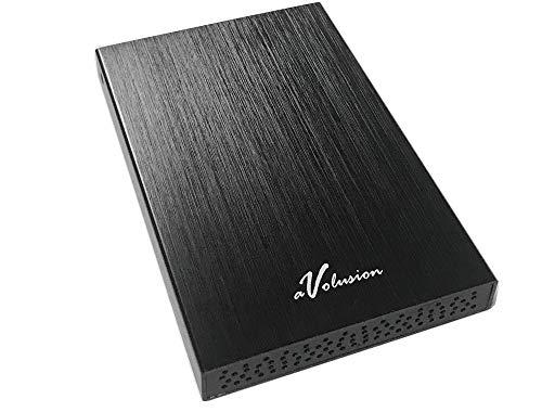 Avolusion HD250U3 1TB USB 3.0 Portable External Gaming Hard Drive (Xbox One Pre-Formatted) - Black - 2 Year Warranty