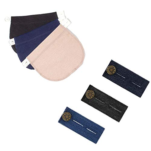 Maternity Belly Band Adjustable Elastic Pants Expectant Mothers Pregnant Women Solution Maternity Wear /save money/flexible and versatile