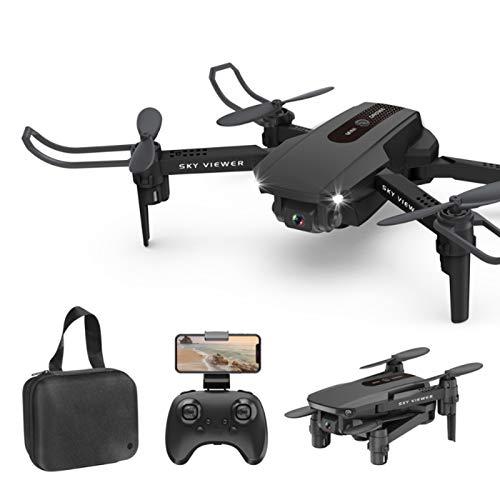 S88 4K HD Drone Doppia fotocamera WiFi grandangolare FPV Trasmissione in tempo reale Drone professionale Altezza mantenendo Mini Quadricottero Per adulti principianti