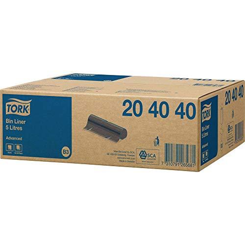 Tork Advanced 204040 - Abfallsäcke, 5 Liter, Paket mit 1000 Stück