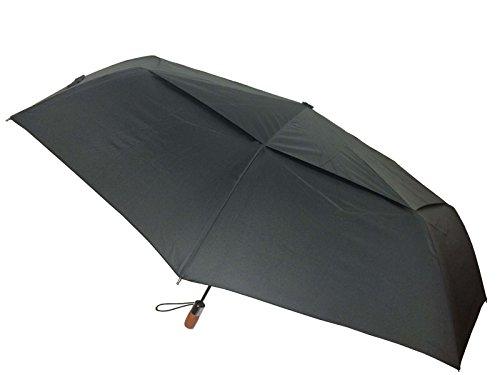 London Fog Luggage Oversize Open Auto Close Umbrella,...