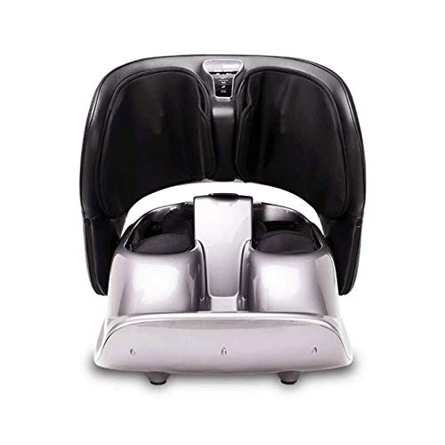 Review Of GYFYS Beautiful Leg Machine Foot Massager, Pedicure Machine Automatic kneading Foot Foot L...
