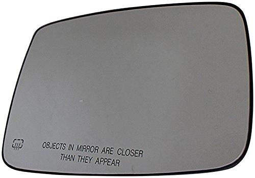 Dorman 56196 Passenger Side Heated Door Mirror Glass for Select Dodge Models