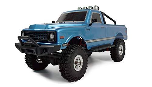 Amewi 22423 blau AMXRock AM18 Scale Crawler Pick-Up 1:18 RTR