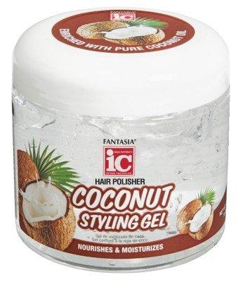 Fantasia Gel 16 noix de coco Nourrit et Ounce Hydrate (473ml) (2 Pack)