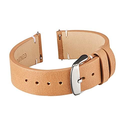 ifundom Modieuze horlogeband, nuttige lederen horlogebandjes, vervangbare horlogeband