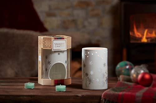 YANKEE CANDLE, Set Regalo di Candele Alpine Christmas
