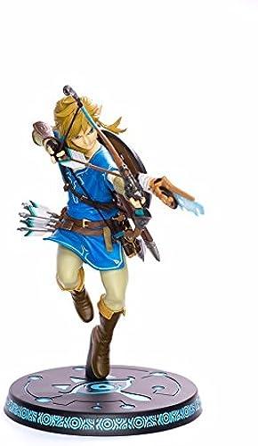 Los mejores precios y los estilos más frescos. Zelda 599386031 - Figura The Legend of - Link Breath Breath Breath of The Wild  ahorra hasta un 70%