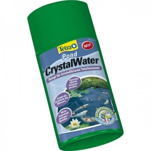 Tetra Pond Crystal Water 250 ml, Algenex, Filtermaterial