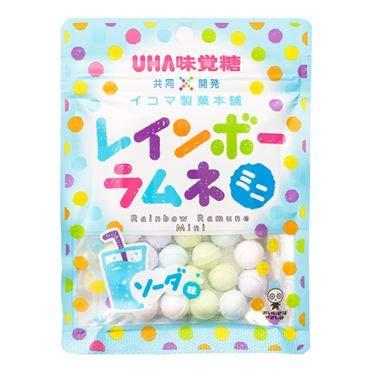 UHA味覚糖『レインボーラムネミニ ソーダ』