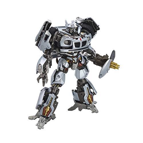 Transformers Masterpiece Movie Series Jazz MPM-9 [OFFIZIELLE VERSION Hasbro und Takara Tomy], Sammelfigur, 15 cm