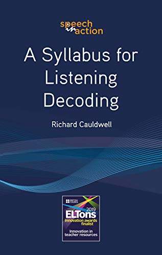 A Syllabus for Listening - Decoding (Fixed format layout) (English Edition)