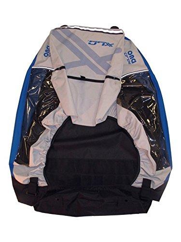 XLC Duo fietskar voor volwassenen, uniseks, blauw, 1 maat
