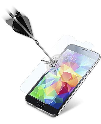 Cellular Line TEMPGLASSGALS5 Displayschutzglas für Samsung Galaxy S5