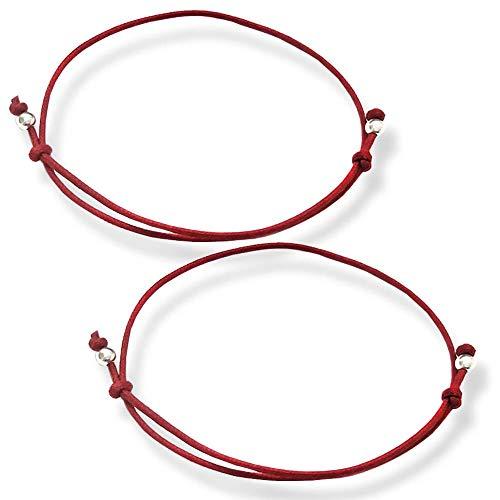braccialetti rossi Braccialetto filo rosso del destino (2)