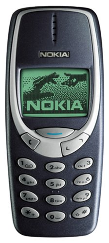 Nokia Cover 3310, 3330 Navy Blue