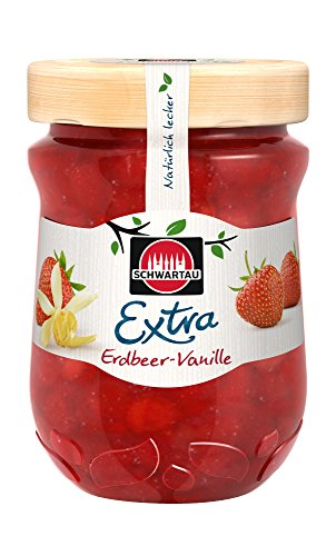 erdbeer vanille marmelade lidl