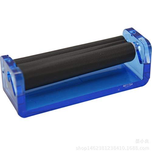 1 x Slim Ultra Zigarettenroller, verstellbar, automatische Tabak-Drehmaschine, Werkzeug zur Herstellung von Zigaretten