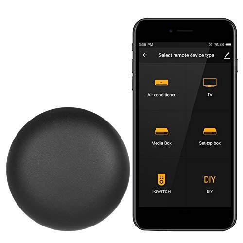 Kecheer IR control remoto Inteligente Compatible con Alexa Google Home Universal,Remote Controller Intelligent App Remote Controller para dispositivos domésticos controlados por infrarrojos