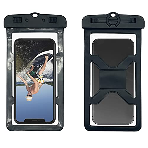 SDFGDSG Funda impermeable para teléfono móvil, funda impermeable IPx8, bolsa impermeable compatible con iPhone 12pro / 12pro max / Galaxy S20