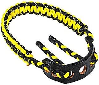 PARADOX Elite Custom Cobra Sling - Black/Neon Yellow