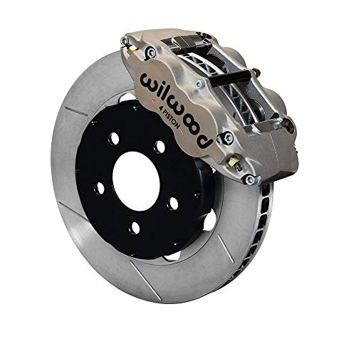 Find Bargain Wilwood 140-12508 Front Racing Brake Kit for Ford Mustang
