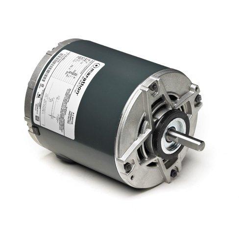 Marathon Electric HG716 - Hot Water Circulating Pump Motor - 1 ph, 1/4 hp, 1800 rpm, 115 V, 48Y Frame, DP Enclosure, 60 Hz