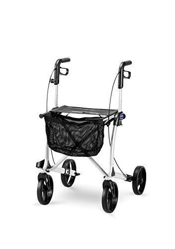 Meyra mobiele lichtgewicht rollator