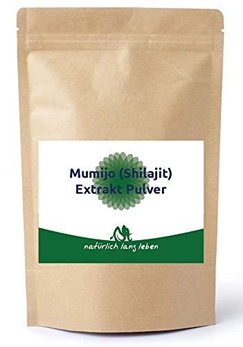 Mumijo (Shilajit) Extrakt Pulver 100 g, Naturprodukt, 5% Fluvinsäure