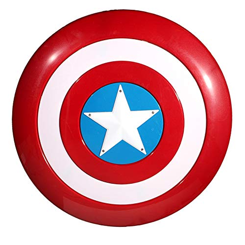 Captain America Shield Kids Captain America Plastic Shield Toy Superhero Costume Cosplay Props